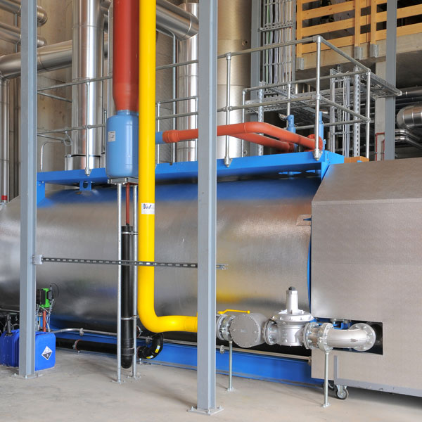 Gasheizung Bieag Biogasanlage Hünenberg | H5 Haustechnik