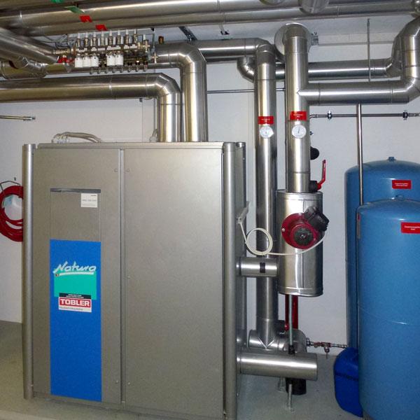Waermepumpenanlage | H5Haustechnik