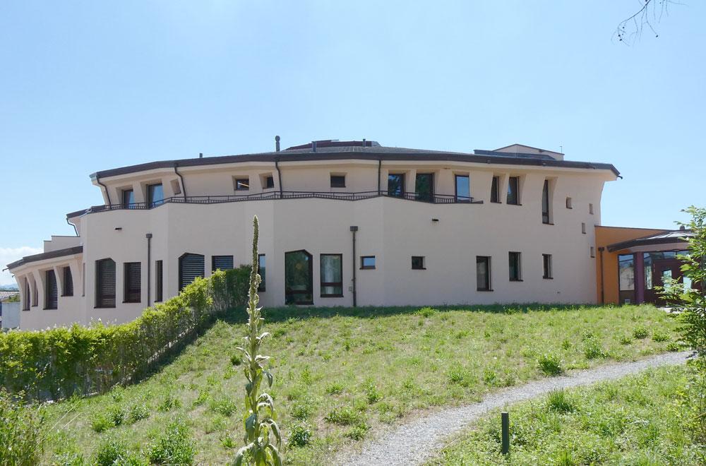 Alters Pflegeheim Sonnengarten Hombrechtikon Bild1 | H5Haustechnik