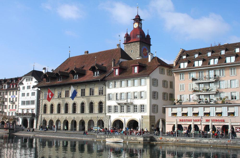 Am Rhyn Haus Luzern | H5Haustechnik