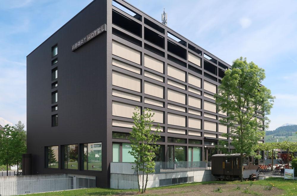 Apart Hotel Rotkreuz | H5 Haustechnik