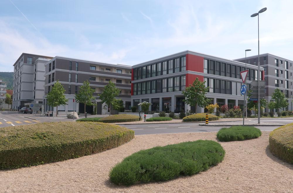 Arealüberbauung Lindenmatt Rotkreuz | H5 Haustechnik