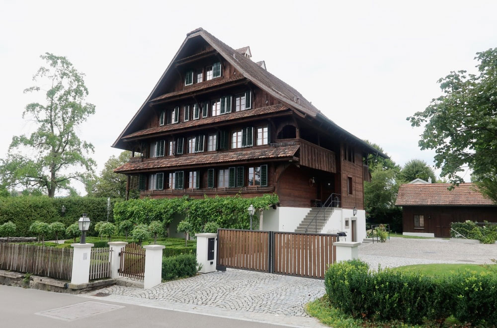 Bauernhaus Seestrasse Cham | H5Haustechnik