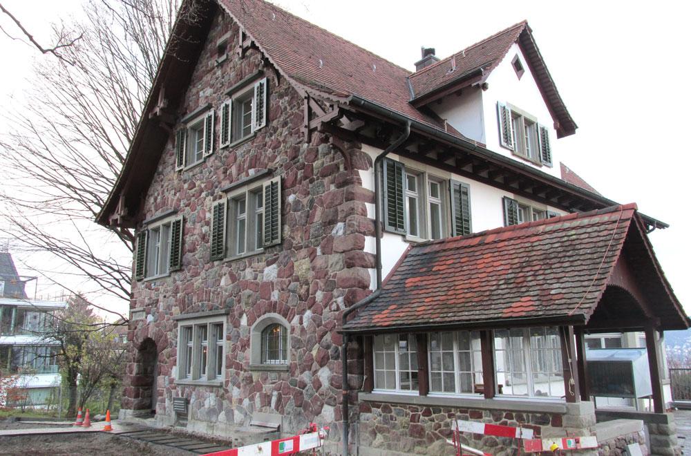 Böndlerstrasse Kilchberg | H5Haustechnik