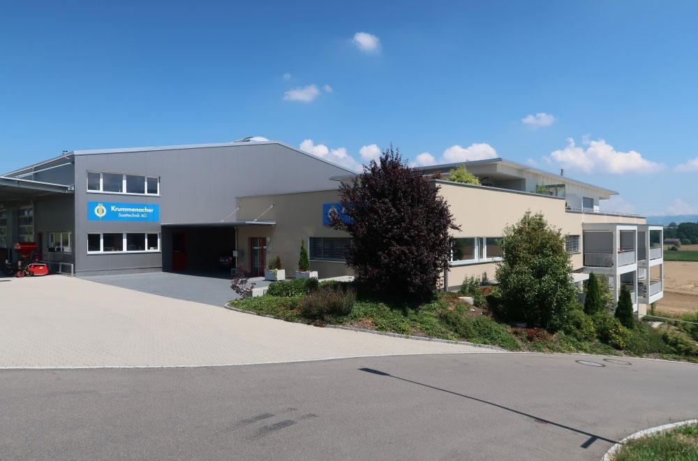 Gewerbe Wohnbau Schwetti Weid Dietwil | H5Haustechnik
