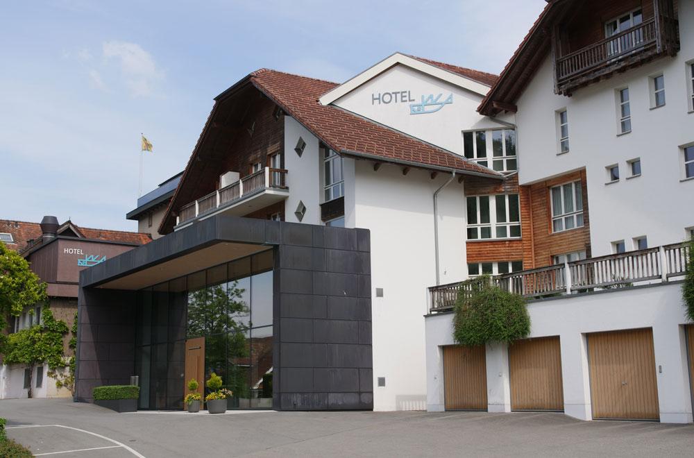 Hotel Waldheim Risch | H5Haustechnik