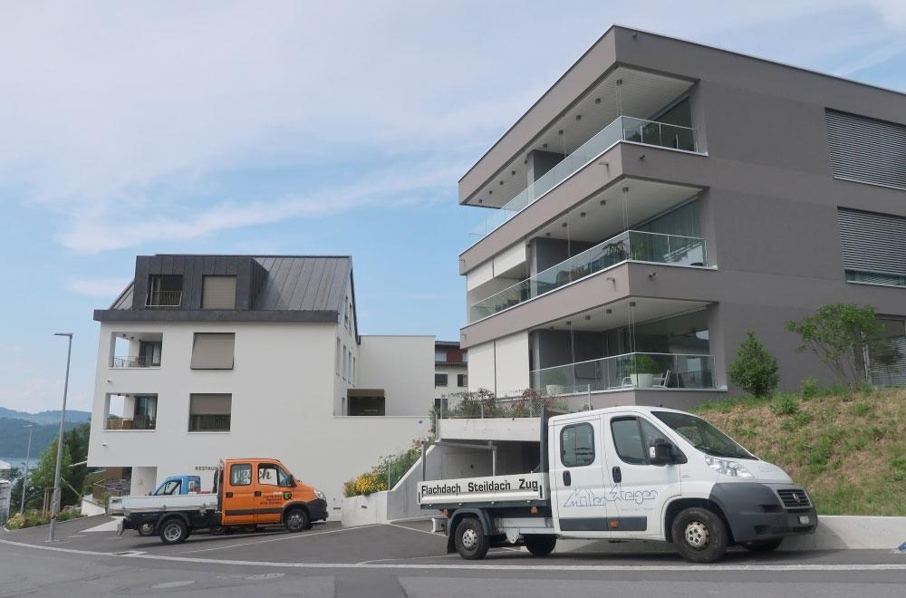 Hotel Wohnungen Aesch Walchwil Bild3 | H5Haustechnik