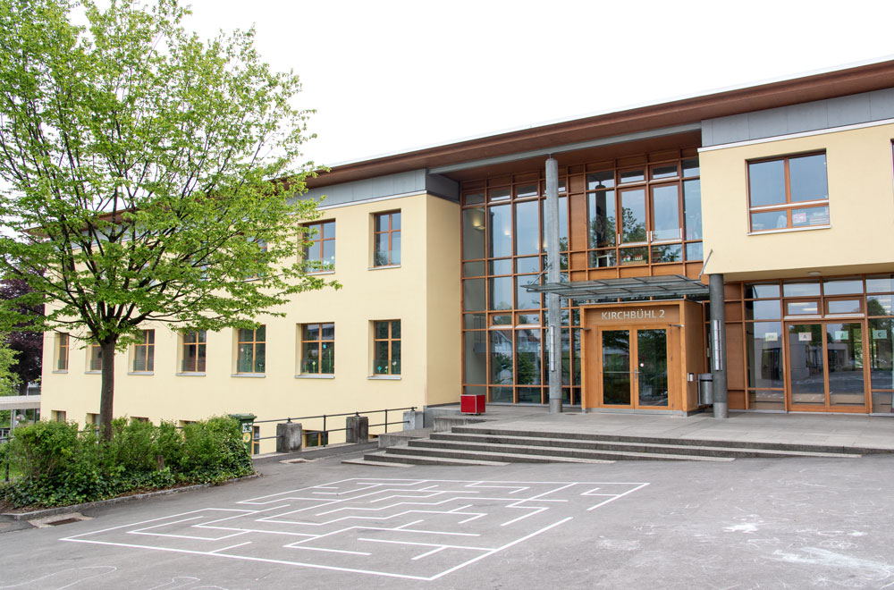 Kindergarten Kirchbühl Cham | H5 Haustechnik