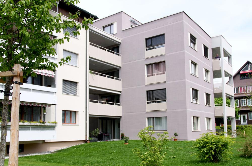 MFH Enikerweg Pilatusstrasse Cham | H5 Haustechnik