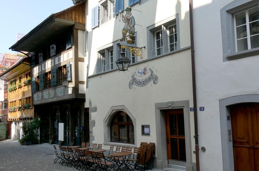MFH Unter Altstadt Zug | H5Haustechnik