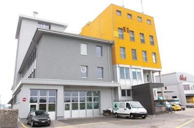 Multifabrik Steinhausen | H5 Haustechnik