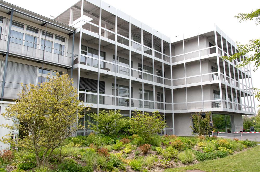Pflegezentrum Ennetsee Cham | H5 Haustechnik