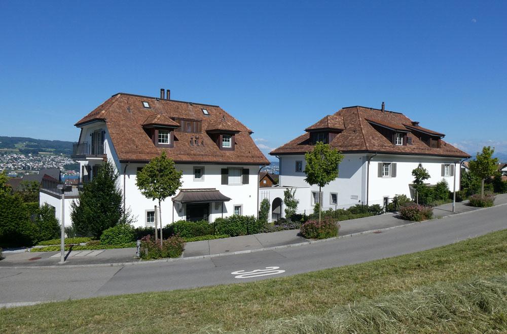 Säntisstrasse Oberrieden | H5Haustechnik