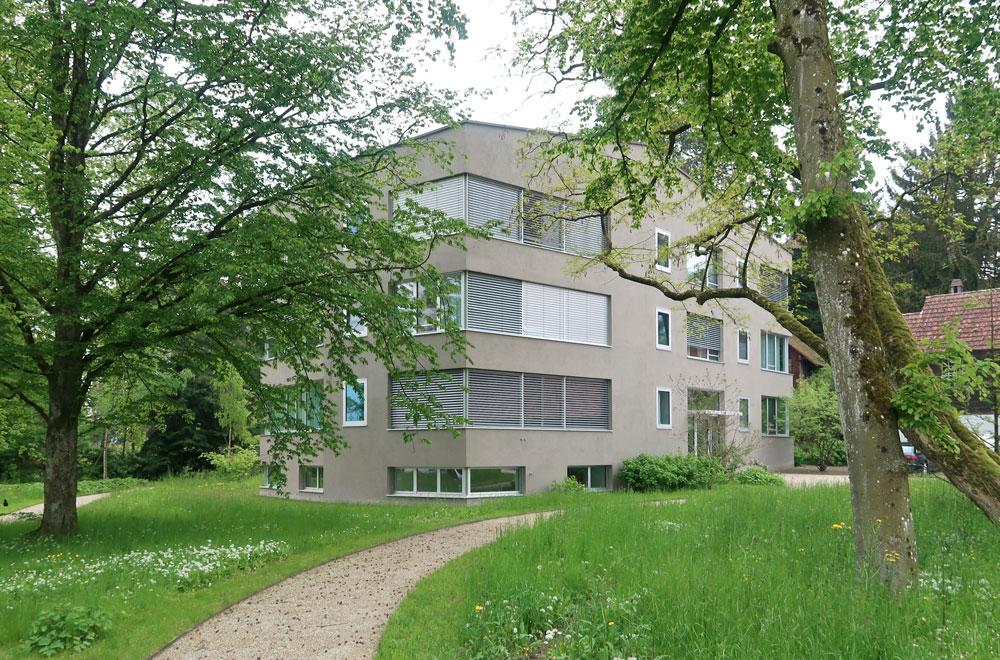 Schlosspark St.Andreas Cham Bild2 | H5 Haustechnik