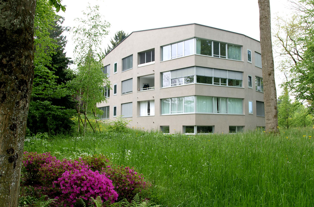 Schlosspark St.Andreas Cham | H5 Haustechnik