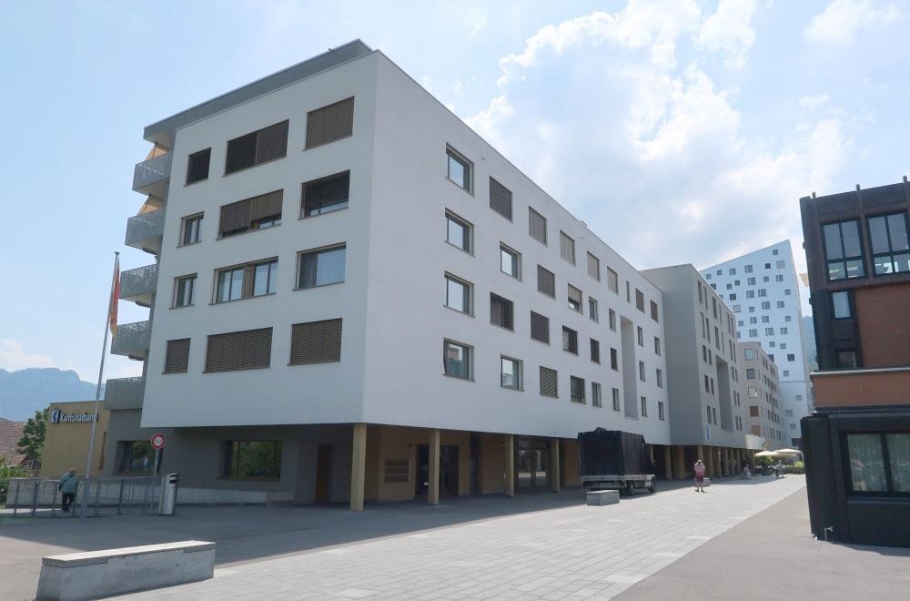 Überbauung Ortskern Horw | H5Haustechnik