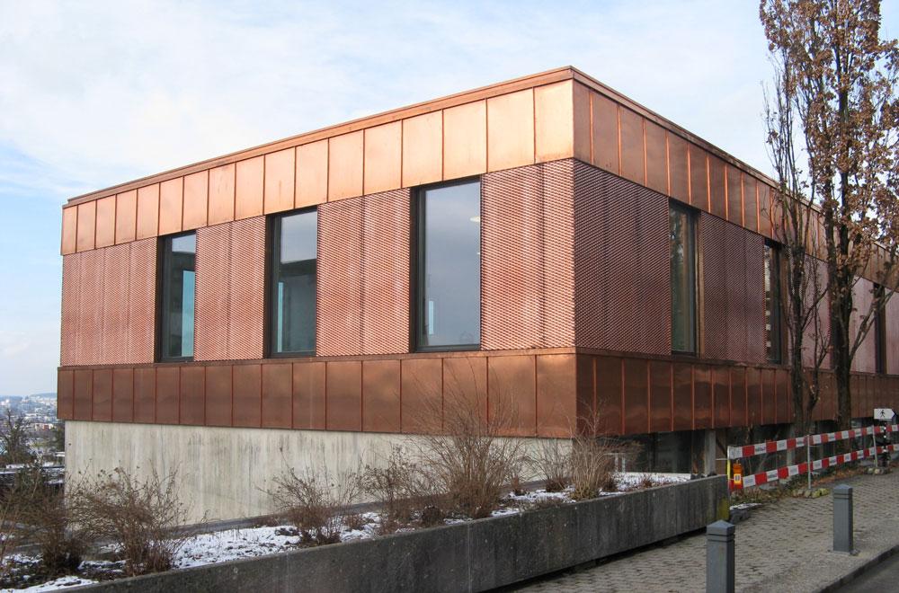 Schulanlage Kirchmatt Zug | H5Haustechnik