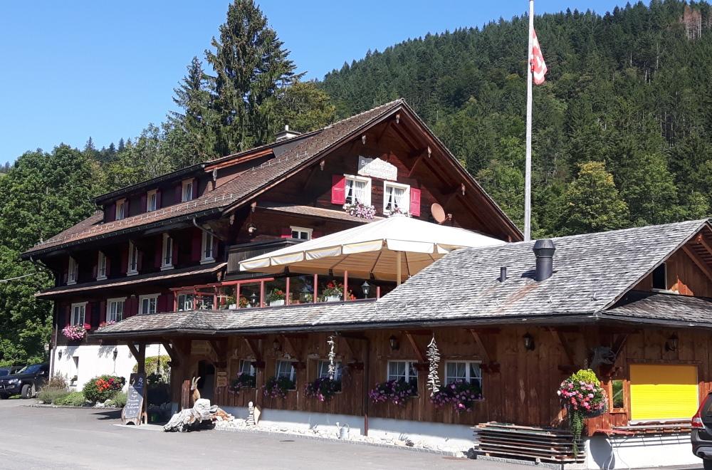 Berggasthaus Herrenboden Sattel | H5Haustechnik